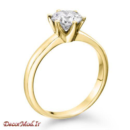 انگشتر زنانه طلا 33