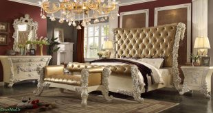 5-Piece-Riverview-European-Bedroom-Set-Homey-Design-HD-8012