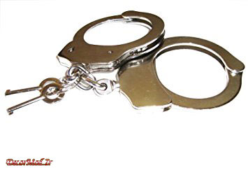 دستبند پلیس 25