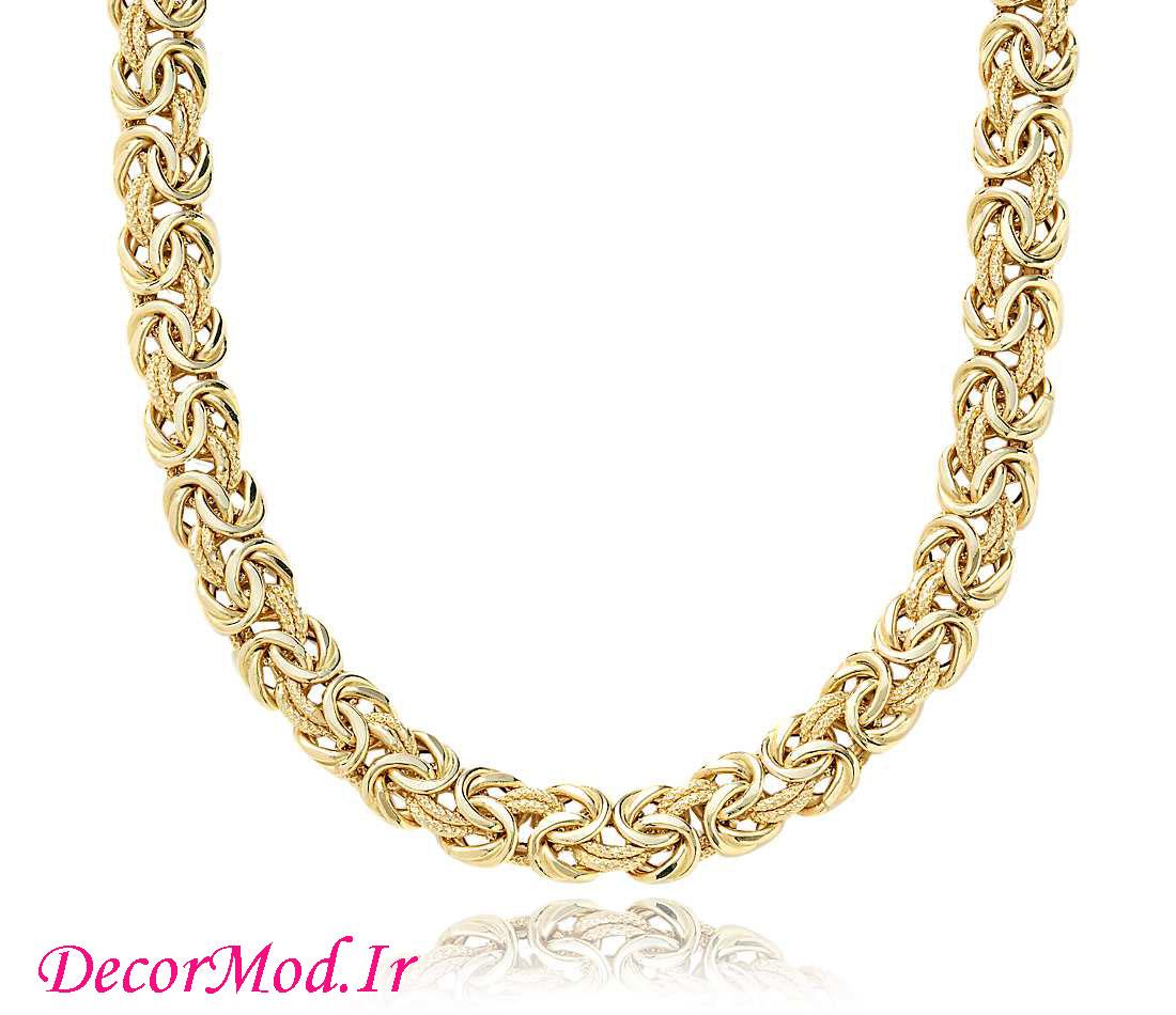 گردن بند طلا 8