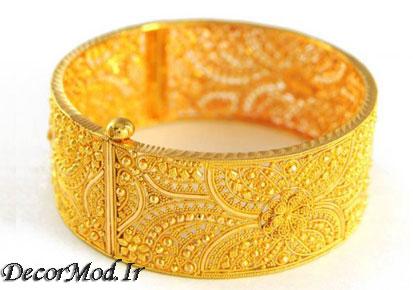 النگوی طلا 9