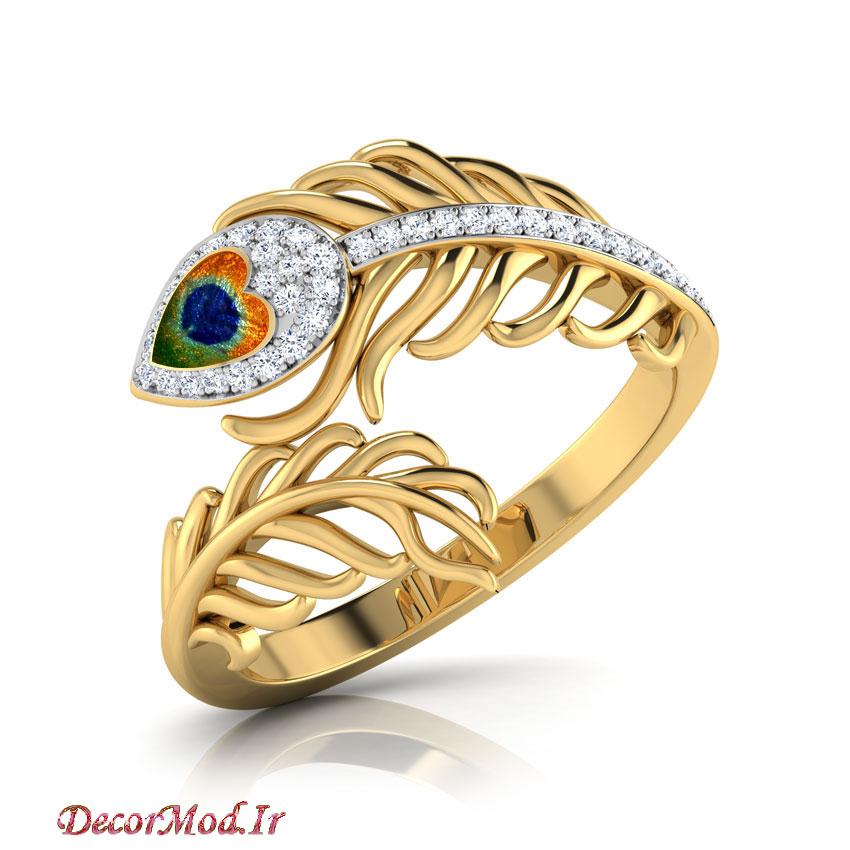 انگشتر زنانه طلا 31