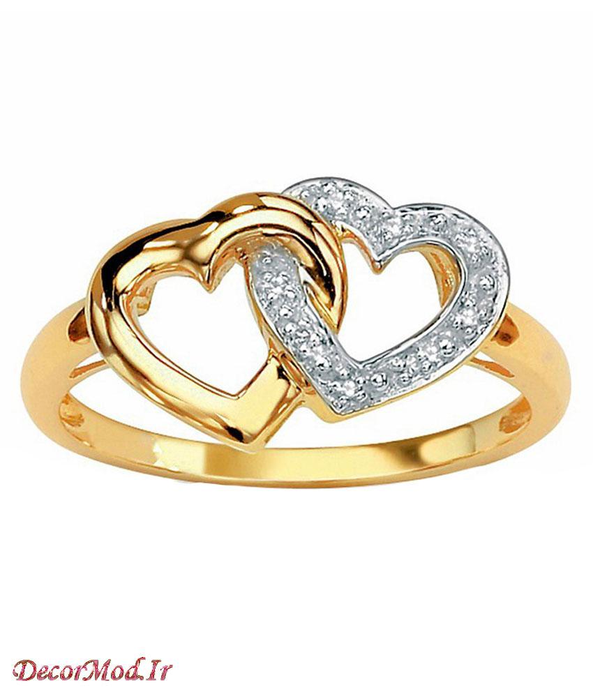 انگشتر زنانه طلا 32