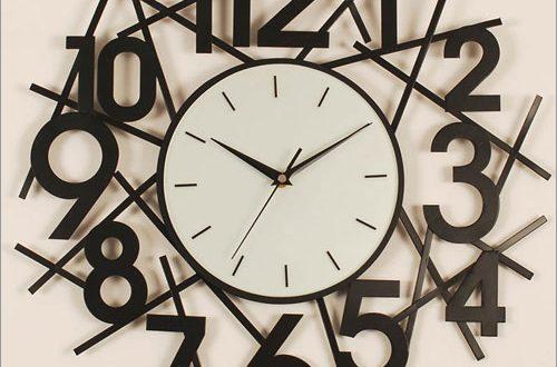ساعت دیواری شیک 0