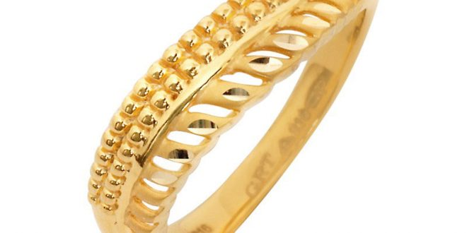 انگشتر زنانه طلا0