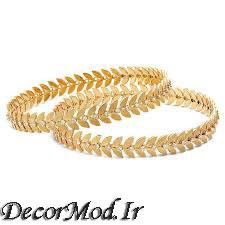 النگوی طلا 5
