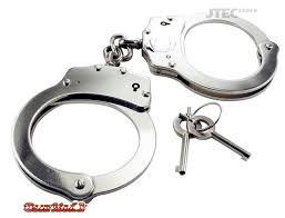 دستبند پلیس 23