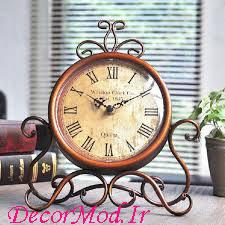 ساعت دیواری کلاسیک 7