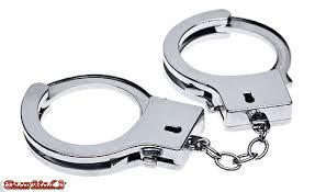 دستبند پلیس 21