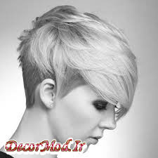مدل مو کوتاه 34