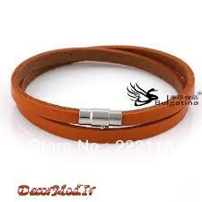 دستبند چرم دخترانه 42