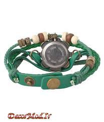 دستبند چرم دخترانه 29