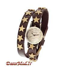 دستبند چرم دخترانه 20