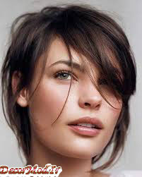 مدل مو کوتاه 10