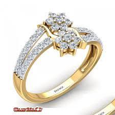 انگشتر زنانه طلا 15