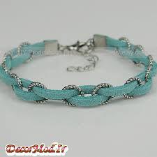دستبند چرم دخترانه 12