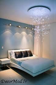 لوستر مدرن اتاق خواب 32