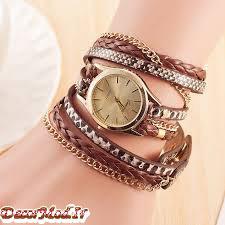 دستبند چرم دخترانه 6