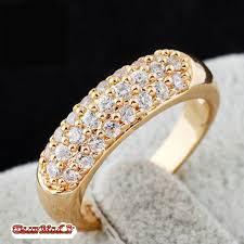 انگشتر زنانه طلا 22