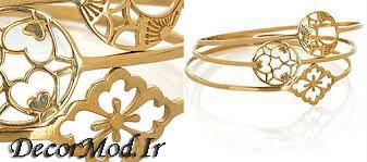 النگوی طلا 45