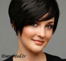 مدل مو کوتاه 2