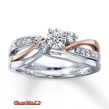 انگشتر زنانه طلا 8