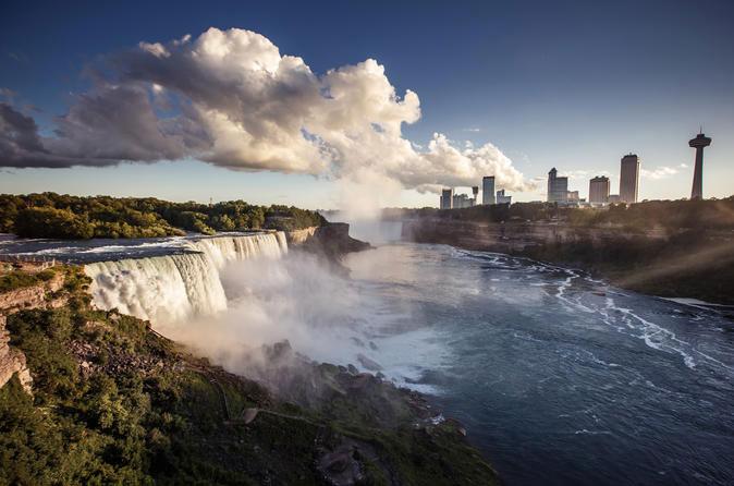 آبشار نیاگارا در نیویورک و اونتاریو 1