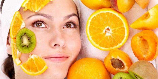 ماسک پوست پرتقال 000