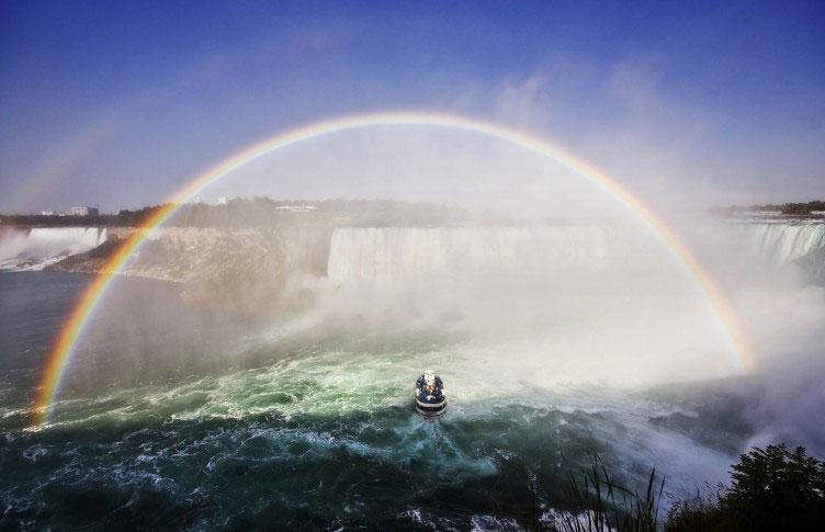 آبشار نیاگارا در نیویورک و اونتاریو 3
