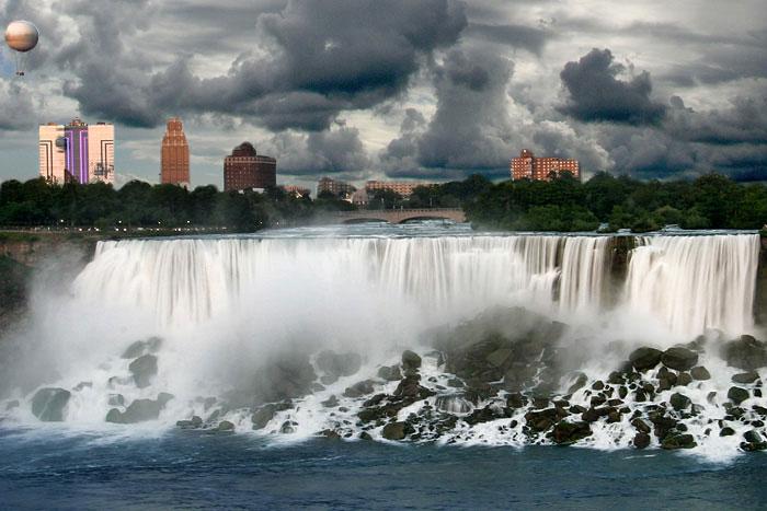 آبشار نیاگارا در نیویورک و اونتاریو 2