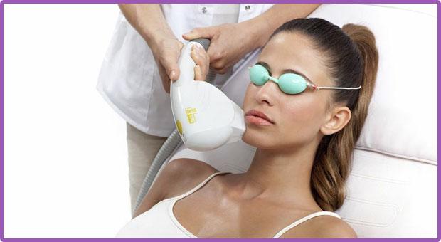 انواع روش های لیزر پوست صورت 2