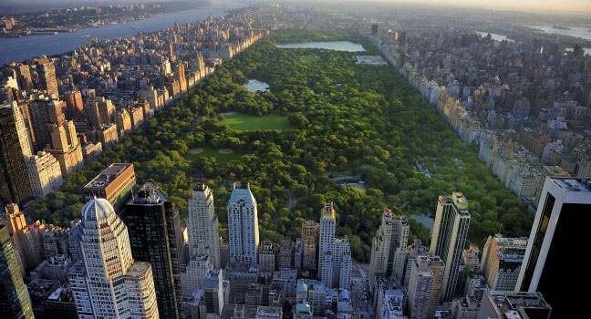 پارک مرکزی در نیویورک 2