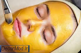 ماسک پوست پرتقال 2