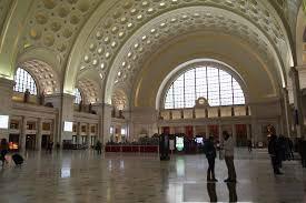 ایستگاه ایالتی در واشنگتن دیسی 6