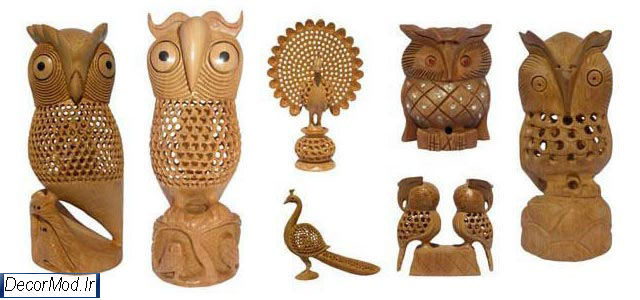 صنایع دستی چوبی 17
