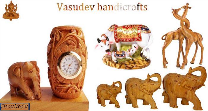 صنایع دستی چوبی 18
