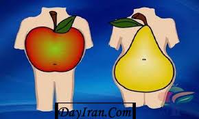 انواع چاقی شکم 9