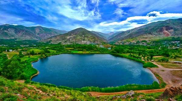 جنگل های بکر مازندران 55
