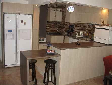 دکوراسیون آشپزخانه های کوچک7