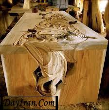 کارهای چوبی زیبا 9