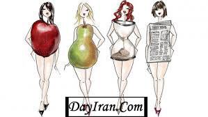 انواع چاقی شکم