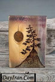 کارهای چوبی زیبا 16