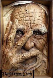 کارهای چوبی زیبا 56