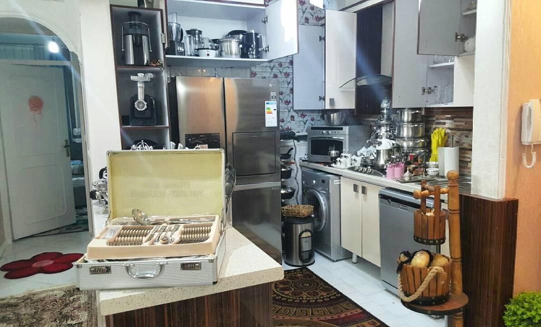 تزیین آشپزخانه عروس