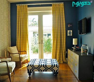 برای زیبایی منزلمان چه رنگ پرده هایی را نصب کنیم ؟