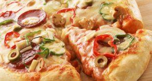 پیتزایی متنوع و خوشمزه دریایی4