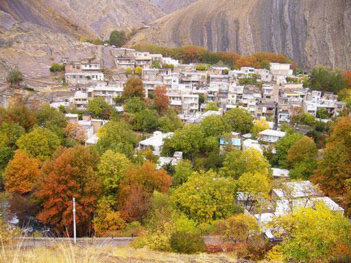 روستای زیبایی که در ایران معروف است+تصاویراین روستای زیبا