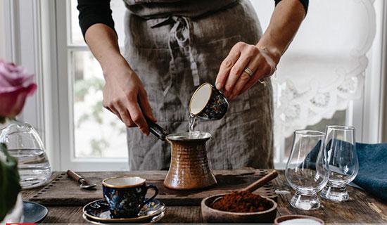 آیا می توانید قهوه را به روشی صحیح درست کنید .
