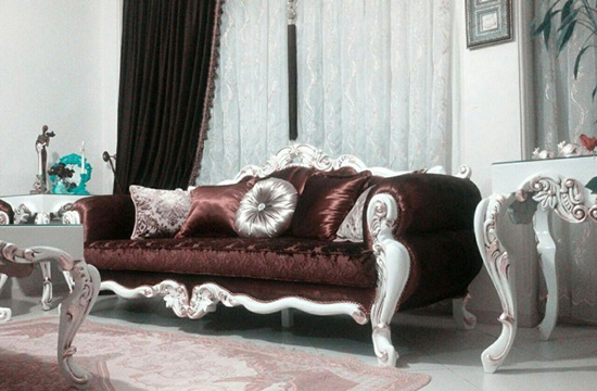 مبلمان های کلاسیک چه خصوصیاتی برای منزل ما به وجود می آورند .