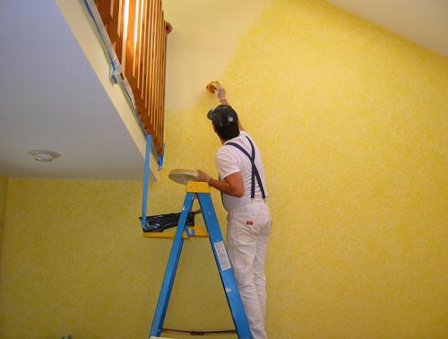 نقاش های حرفه ای ساختمان چه می کنند ؟